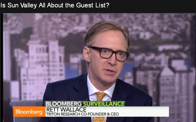 Bloomberg TV - July 10, 2014
