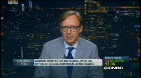 CNBC Asia - Alibaba