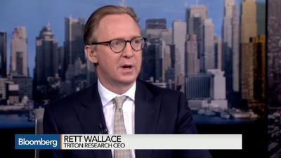 Rett Wallace - Bloomberg 09-23-15